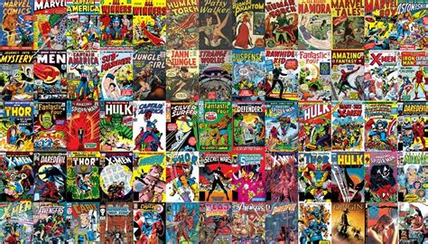 comic wall mural marvel wallpaper murals images