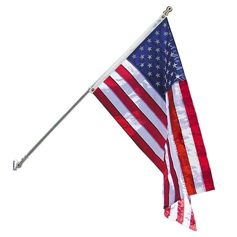 U S Outdoor Flags Sets Spinning Pole Us Flag Set