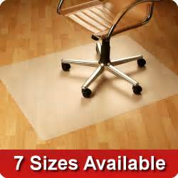 office chair mat wood floor protector pvc vinyl