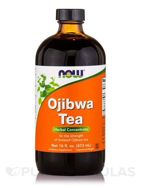 Does Ojibwa Tea Detox Thc by Ojibwa Tea Liquid 16 Fl Oz 473 Ml