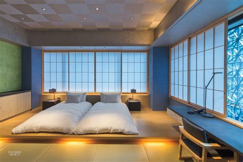 japanese hotel room layout hoshinoya tokyo spa hotel by rie azuma reinvents the