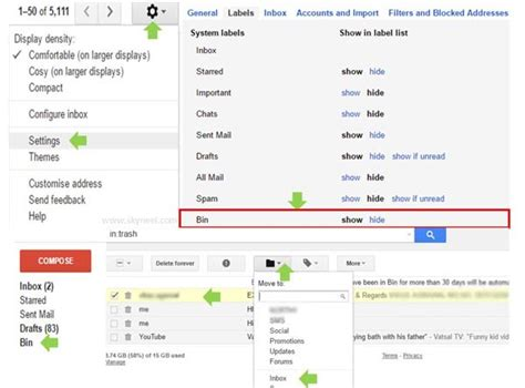 how to retrieve deleted emails from gmail on how to recover permanently deleted emails from gmail after