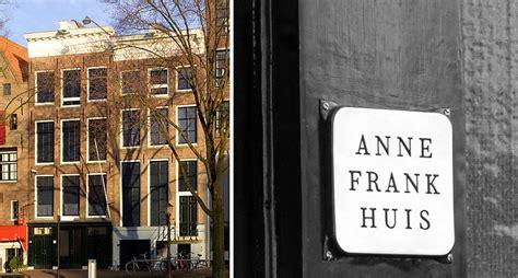 casa di frank amsterdam i musei di amsterdam da gogh alla casa di frank