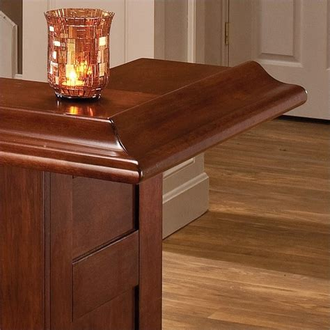 Large Home Bar Hillsdale Classic Cherry Large Home Bar 62578ache
