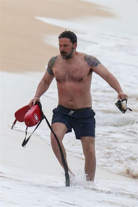 batman tattoo ben affleck ben affleck shows off massive back tattoo he said was