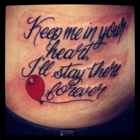 winnie the pooh quote tattoos winnie the pooh