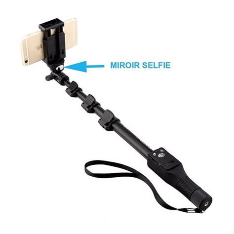 Tongsis Samsung yunteng tongsis wireless bluetooth monopod yt 1288 oem black jakartanotebook