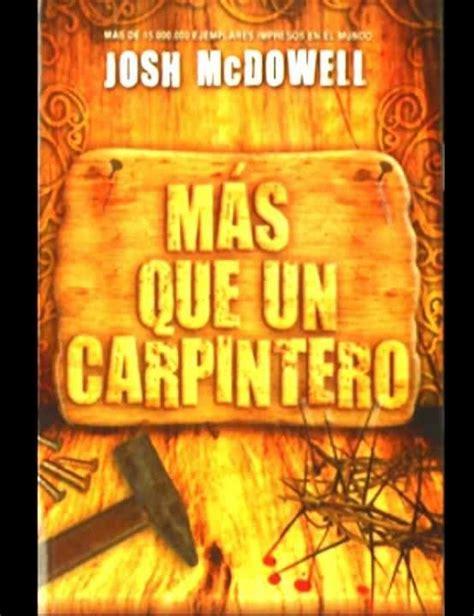 mas que un carpintero libro en linea recomendados libro m 225 s que un carpintero iglesia metodista pentecostal de chile