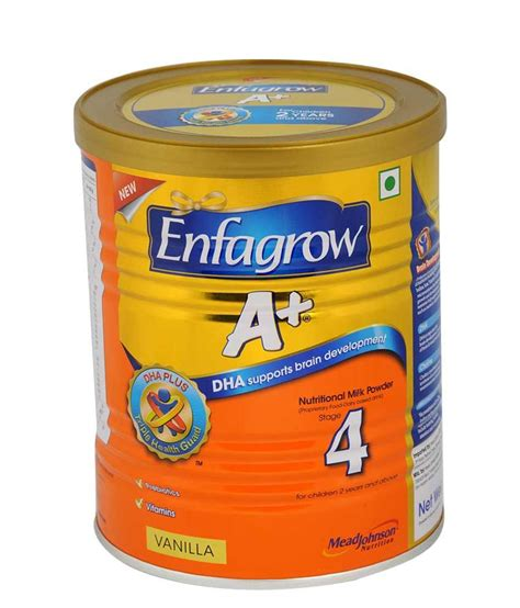 Enfagrow A 3 Vanilla compare enfagrow a plus stage 4 nutritional milk powder vanilla 400 g price india