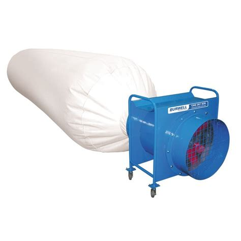 exhaust fans dust extraction portable dust extraction fan burwell technologies