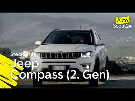 jeep compass infos preise alternativen autoscout