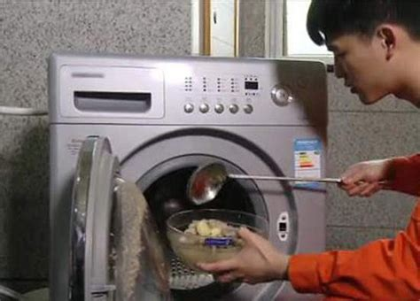 machine a cuisiner insolite cuisiner avec sa machine 224 laver c est possible