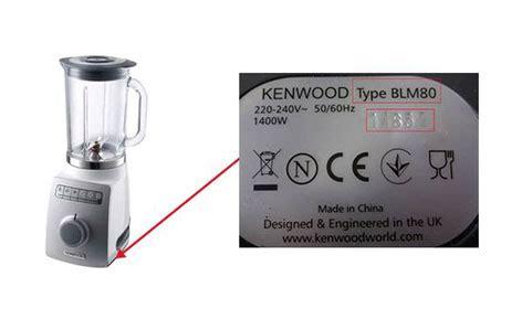 Blender Kenwood Blm800 produktr 252 ckruf kenwood mixer blend x pro blm800 oe3 orf at