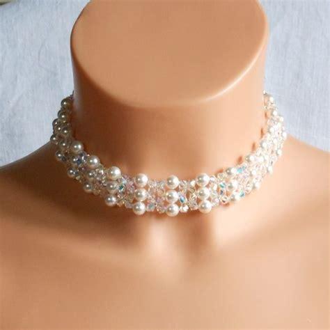 Halskette Perlen Hochzeit by The 25 Best Halskette Perlen Ideas On Perlen