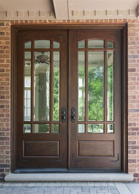 Glass Front Entry Doors Home Design Ultra Modern Wooden Doors With Glass For Wood Inside Front Door 85 Mesmerizing
