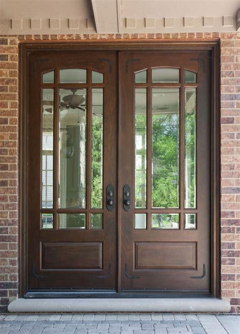 Wood Glass Front Doors Home Design Ultra Modern Wooden Doors With Glass For Wood Inside Front Door 85 Mesmerizing