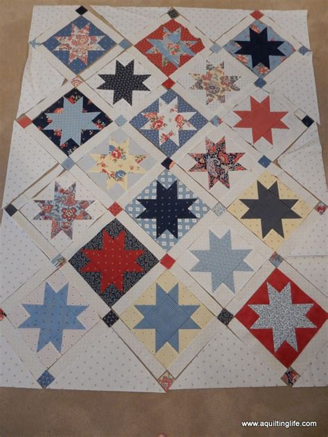 quilt pattern on point how to sew an on point quilt a quilting life a quilt blog