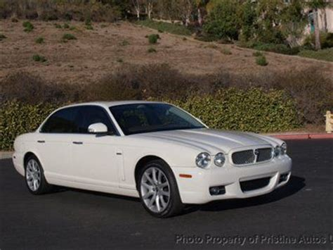 buy used 2008 jaguar xj8l select edition certified white