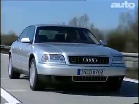 Audi A8 Test by Audi A8 W12 D2 Test Essai Reportage Fr 2001 Youtube