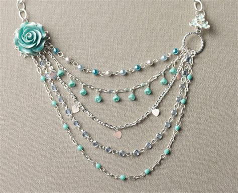 bead jewelry ideas 150 best diy necklace ideas images on