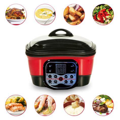 appareil de cuisine appareil de cuisson et de cuisine speed chef 8 en 1 digital