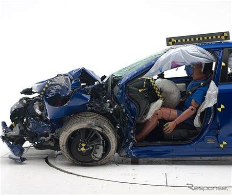 iihs衝突安全 スバル wrx 新型 米国トップセーフティピックを受賞 e燃費