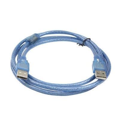 Usb Am To Am Cable 1 5 M usb 2 0 cable am am 5m to usb a