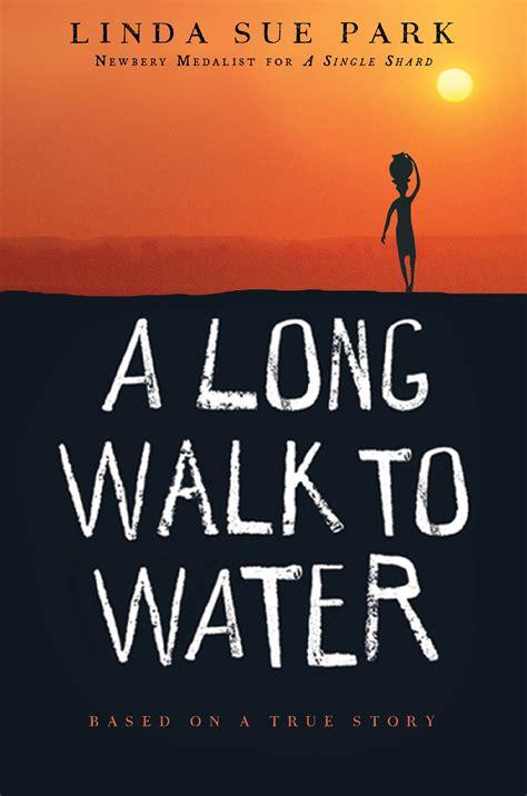 water book a walk to water penguin books australia