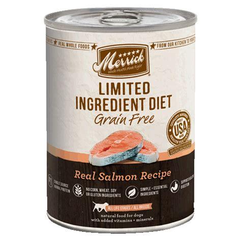 merrick limited ingredient food lukes all