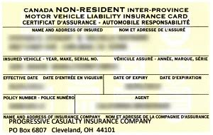 Car Insurance That Covers Canada Driving In Canada Cruise Critic Message Board Forums