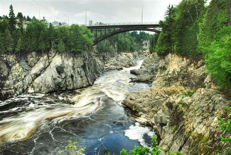 Grande Fall elevation of grand falls nb canada maplogs