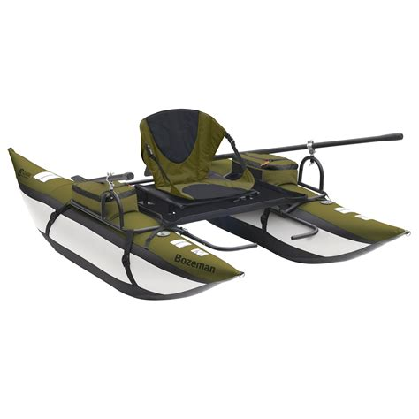 fishing pontoon boat accessories classic accessories bozeman inflatable