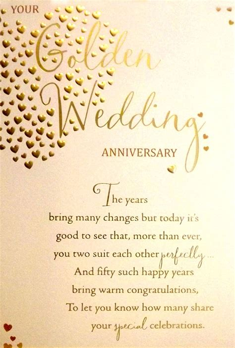50th Wedding Anniversary Greetings Quotes by 50th Birthday Toast For 50th Birthday Wishes Happy 50th