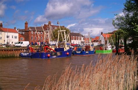 boat transport lincolnshire quot boston fishing fleet quot by christopher duckworth at