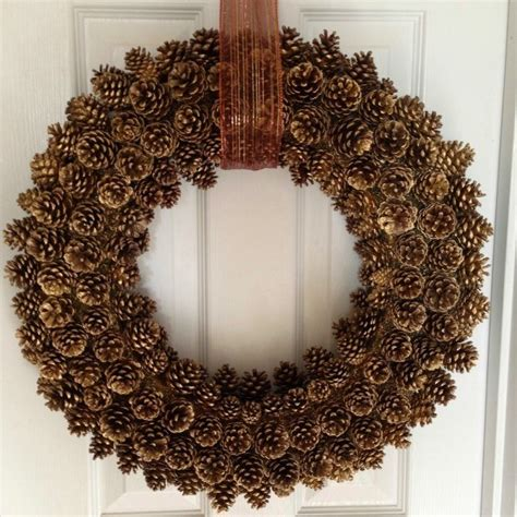 how to make decorations with pine cones 13 unique festive decorations using pine cones