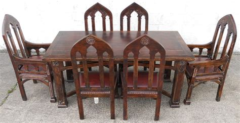 style mahogany dining room set sold