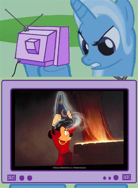 Trixie Meme - trixie meme mickey mouse by joezilla1991 on deviantart