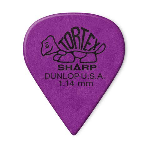 Gitar Dunlop Tortex 1 14mm dunlop 412p tortex sharp guitar 1 14mm