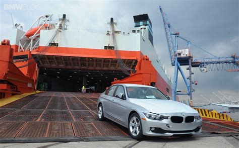 bmw opens  newest vehicle distribution center