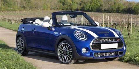 mini convertible specifications prices carwow