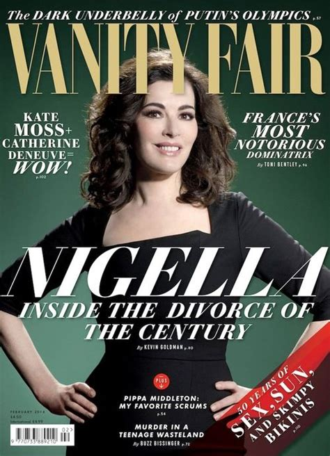 nigella lawson for vanity fair february 2014 icons