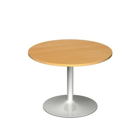 Circular Boardroom Table Circular Boardroom Table Trumpet Base Office Tables Uk