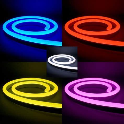 neon lade kit n 233 on led rgb 220v 224 changement de couleurs de 1m