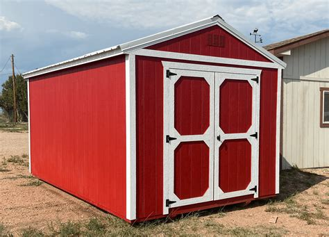 utility shed yoders storage sheds portable buildings