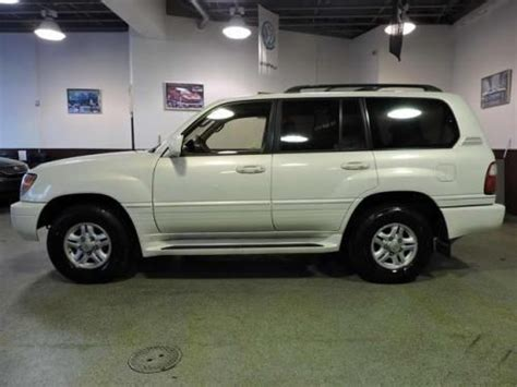 how to sell used cars 2000 lexus lx engine control purchase used 2000 lexus lx 470 we ship worldwide in philadelphia pennsylvania united