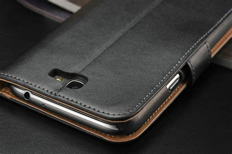 Samsung Note 3 Flip Wallet Leather Casing Cover Dompet Kulit Kuat leather wallet for samsung galaxy note 2 n7100