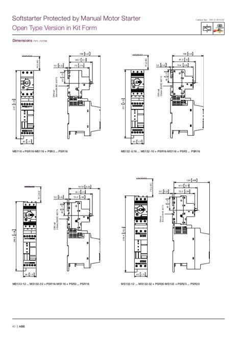 abb soft starter wiring diagram wiring diagram manual