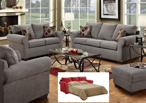 gray living room sets 1640 graphite gray sofa set living room sets collections tv show buzz