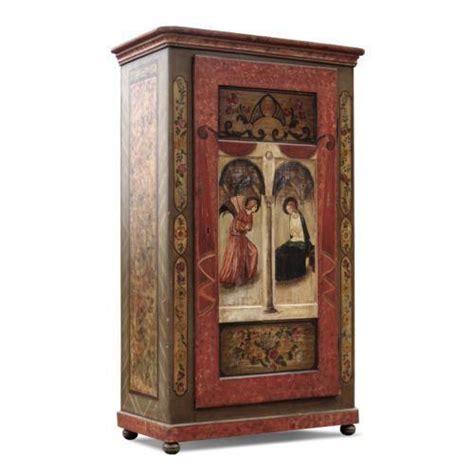 bauernschrank bemalt bemalter bauernschrank mobiliar interieur ebay