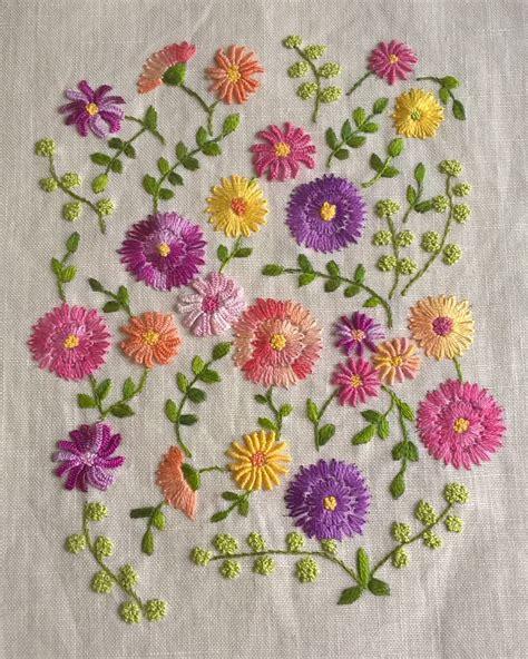 embroidery design pinterest encontrada no google em es pinterest com dise 241 os de